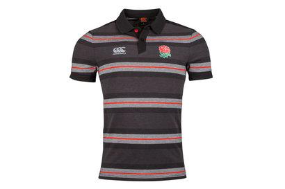 Angleterre 2017/18 - Polo de Rugby Piqué Loisirs