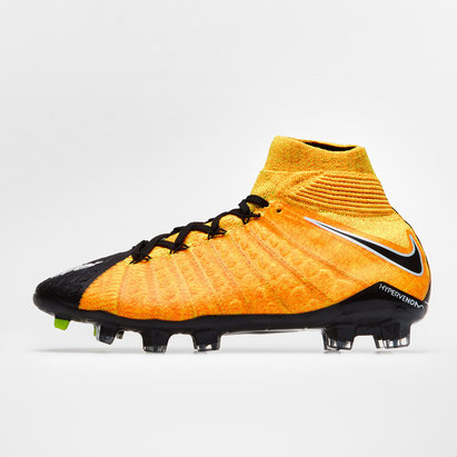 Nike Hypervenom Phantom III Dynamic Fit FG Enfants - Crampons de Foot