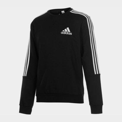 adidas 3 Stipes Crew, Sweatchirt pour hommes