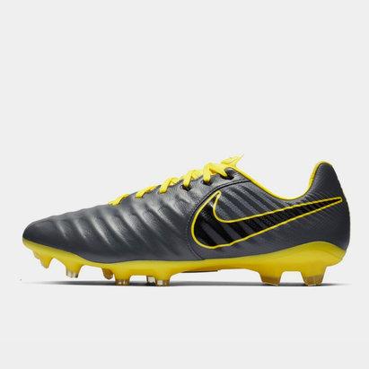 Nike Tiempo Legend Pro, Crampons de Football pour hommes, terrain sec