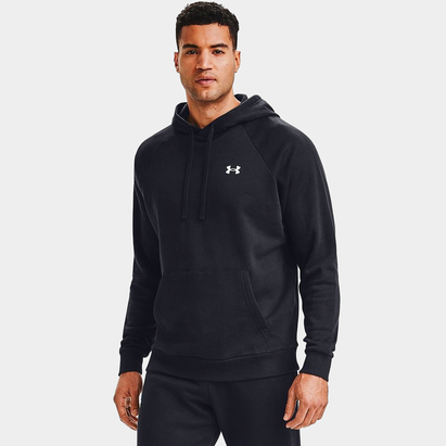 Under Armour Rival Fitted OTH, Sweatshirt pour homme