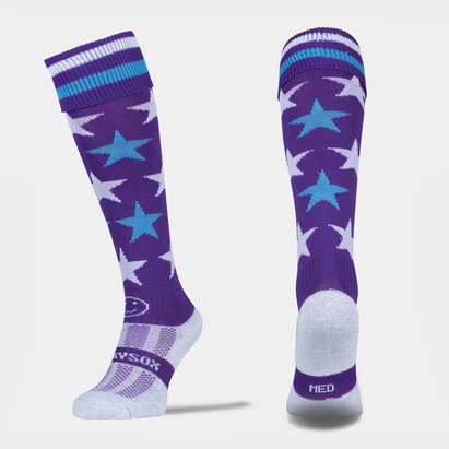 Wackysox Milky Way - Chaussettes de Rugby