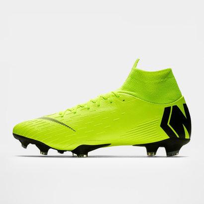 Nike Mercurial Superfly Pro, Crampons de football pour hommes défenseurs, Terrain sec