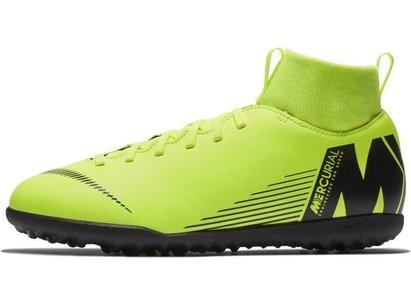 Nike Mercurial Superfly Club, Chaussure de sport pour enfant défenseur, Terrain synthétique
