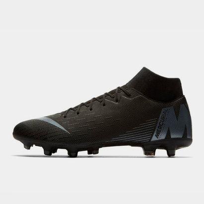Nike Mercurial Superfly Academy, Crampons de Football pour défenseur sur terrain sec