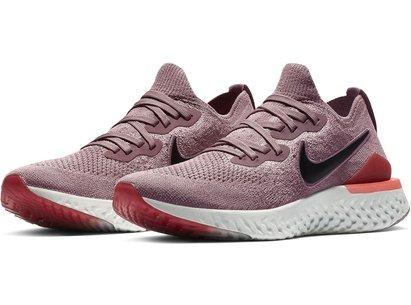 Nike Epic React Flyknit 2, Chaussures de course pour femme