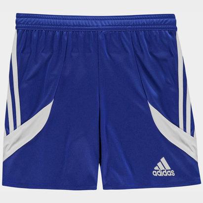adidas Short bleu 3 rayures pour enfants