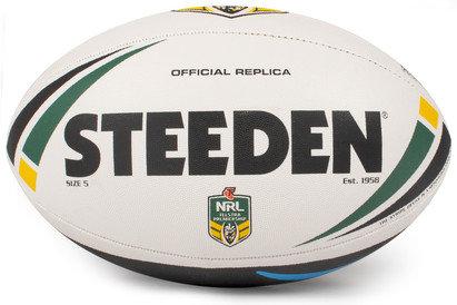 Steeden NRL - Ballon de Match de Rugby Réplique