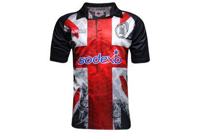 Samurai British Army 2015 - Maillot de Rugby Union Jack