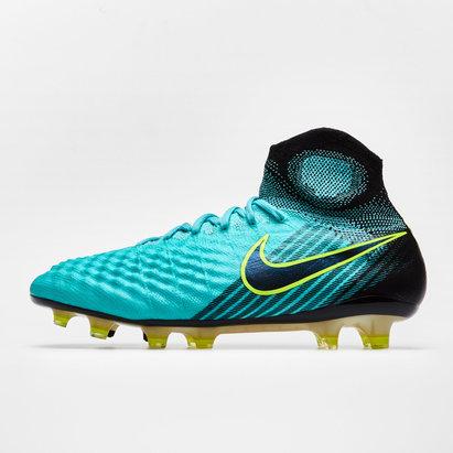 Nike Magista Obra II Femmes FG - Crampons de Foot