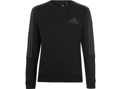 Modèle 3 bandes adidas, Sweatshirt pour hommes