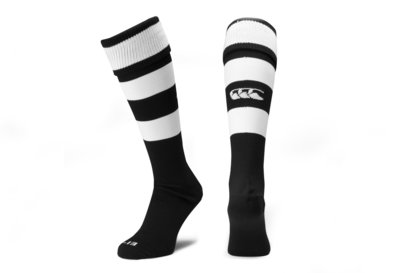 Canterbury Chaussettes de Rugby Rayées