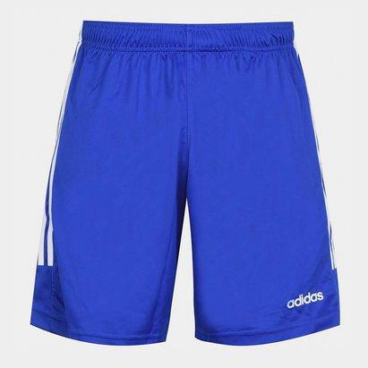 adidas Sereno 14, Short Bleu/Blanc pour hommes