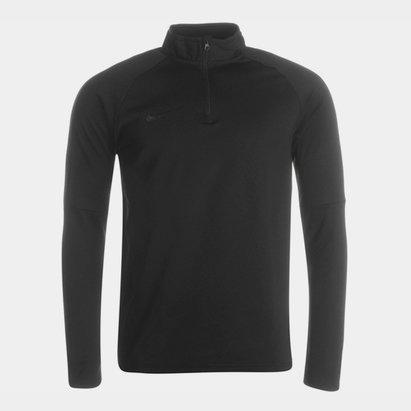 Nike Academy 1/4 Zip Mid Layer Top