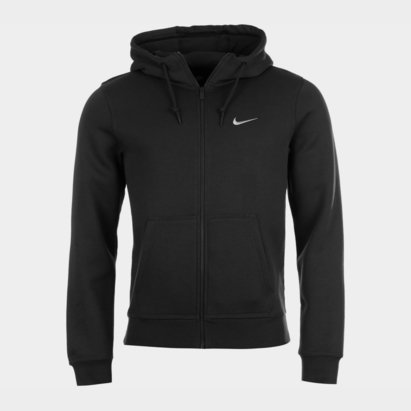 Nike Fundamentale, Sweatshirt avec capuche et zip pour homme