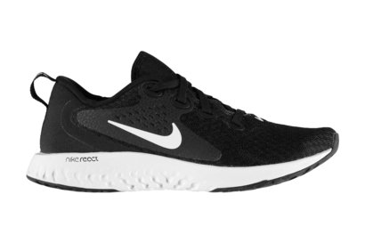 Nike Legend React, Chaussures de course noires pour femmes