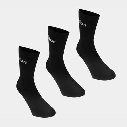 adidas Crew, Lot de 3 paires de chaussettes pour homme