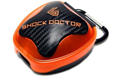 Boîtier de Protège Dents Antibactérien Shock Doctor