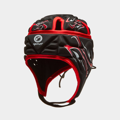 Optimum Casque de Rugby Enfants Inferno