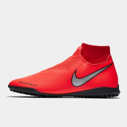 Nike Phantom Vision Academy, Chaussure pour hommes défenseurs, terrain synthétique