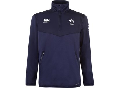 Canterbury IRE Thermal Quarter Zip Top Mens