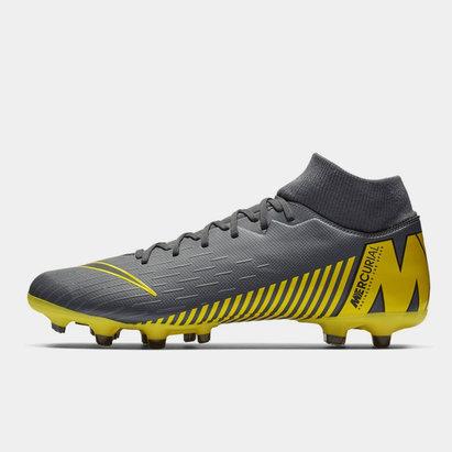 Nike Mercurial Superfly Academy, Crampons de Football pour défenseur, terrain sec