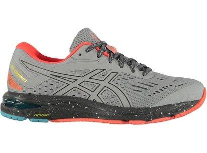 Asics GEL Cumulus 20 Edition Limitée, Chaussures de course grises pour hommes