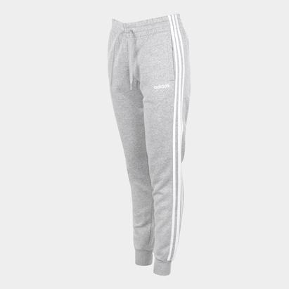 adidas Essential 3 Bandes, Pantalon de jogging gris pour femmes