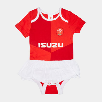 Wales WRU Tutu pour bébé, Pays de Galles, Coupe du mon de Rugby 2019