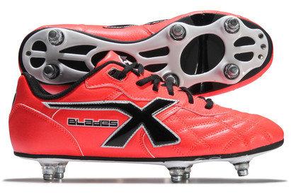 X Blades Legend Flash SG 6 Crampons - Crampons de Rugby