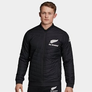adidas New Zealand All Blacks 2020 Supporters Stadium Jacket