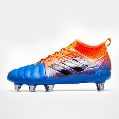 adidas Kakari X Kevlar 2 SG, Crampons de rugby pour hommes