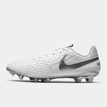 Nike Crampons de football unisexe pour terrain sec/dur, Tiempo Legend Academy