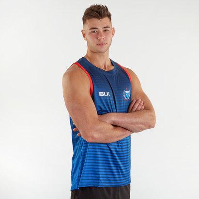 BLK Débardeur d'entraînement des Samoa, Coupe du monde 2019 RWC
