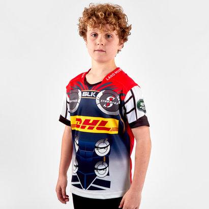 BLK Stormers 2019 Thor Marvel, Maillot de Rugby manches courtes pour enfants
