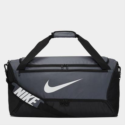 Nike Brasilia, sac de sport fourre tout taille moyenne avec poignées