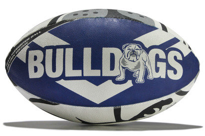 Steeden Canterbury Bulldogs NRL - Ballon de Rugby Supporters