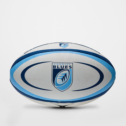 Gilbert Cardiff Blues - Ballon de Rugby Réplique