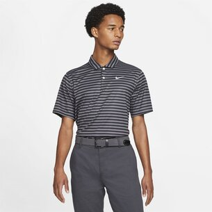 Nike Essential Stripe Polo Shirt Mens