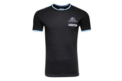 Macron Glasgow Warriors 2015 - Tshirt de Rugby Coton des Joueurs