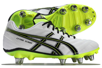Asics Lethal Scrum SG - Chaussures de Rugby