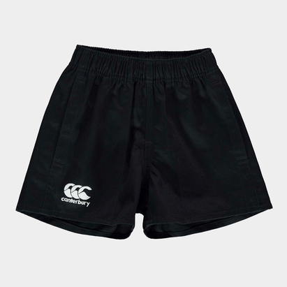 Canterbury Pro Rugby Shorts Junior Boys