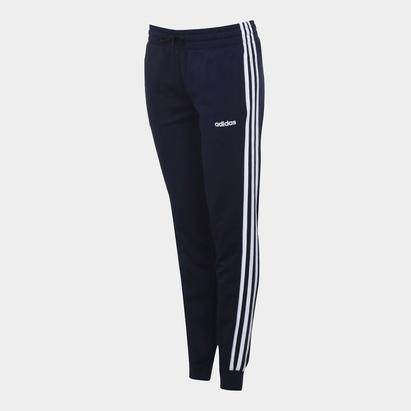 adidas Essential 3 Bandes, Pantalon de jogging noir pour femmes