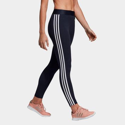 adidas Essentials 3 Stripes Leggings Ladies