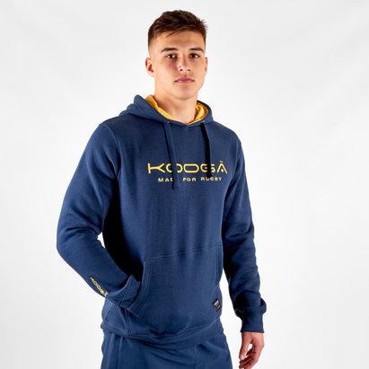 Sweatshirt de Rugby à capuche avec Logo Kooga