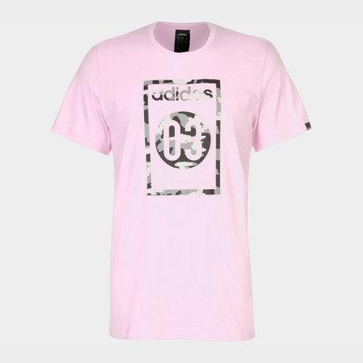 adidas Camo, T-shirt pour Hommes