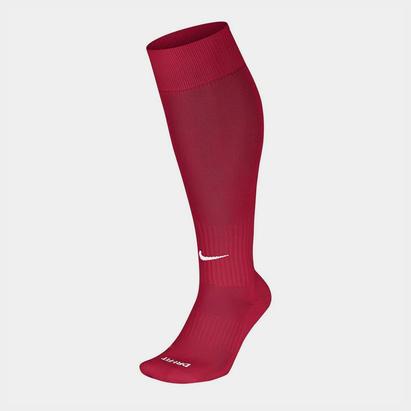 Nike Chaussettes de Foot rouges pour hommes