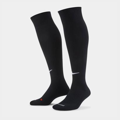 Nike Chaussettes de Foot noires pour hommes