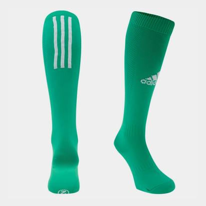 adidas Chaussettes de football pour hommes adidas Santos en vert