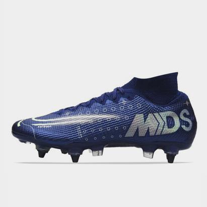 Nike Mercurial Superfly Elite DF SG, Crampons de Football pour hommes